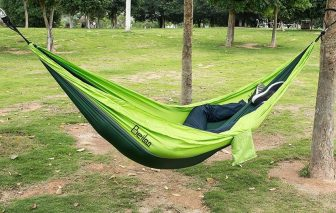 Camping Hammock - Grass and Stone