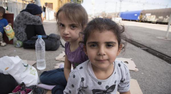 NGO Children's Villages Helps Thousands of Refugee Children in Syria