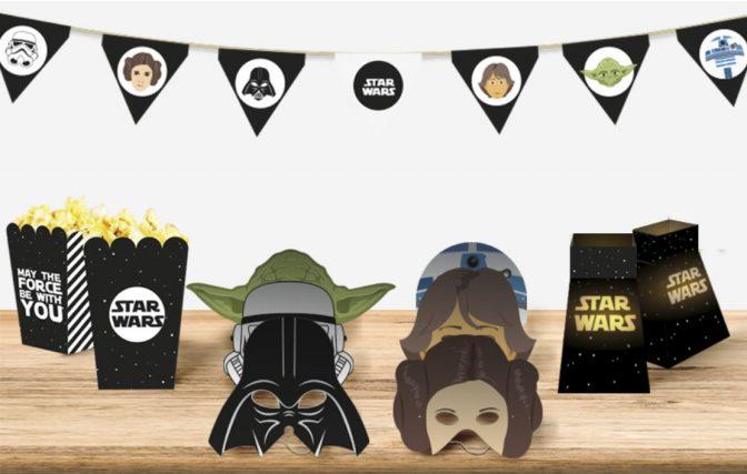 Star Wars Partyzubehör