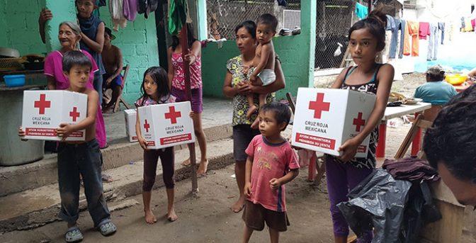 Donaciones Nicequest llegan a México