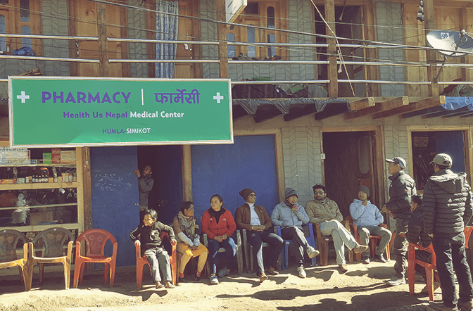 Running a medical center in the Himalayas