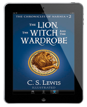 The Lion, the Witch & the Wardrobe ebook