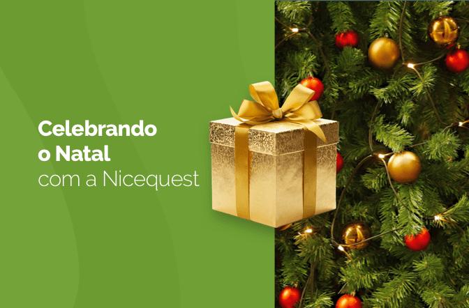 Comemorando o natal ao redor do mundo com a Nicequest