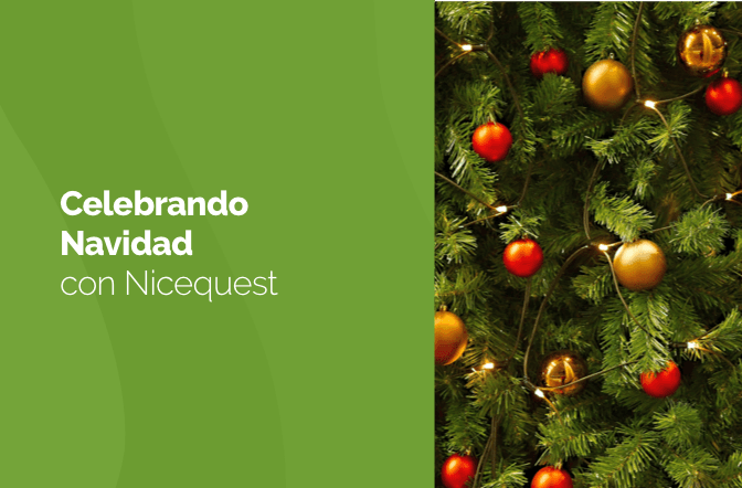 Celebrando navidad alrededor del mundo con Nicequest