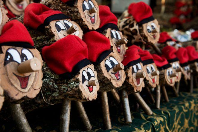 Il tronchetto di legno più amato dai bambini!