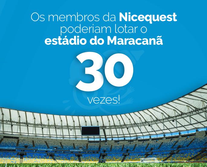 Nicequest membros 2018