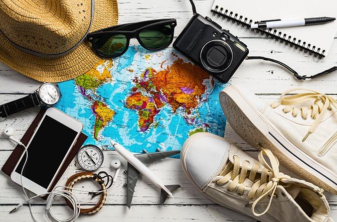 Para onde viajam os espanhóis?