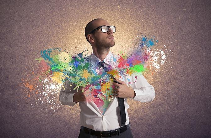 5 ideas sorprendentes para desarrollar la creatividad