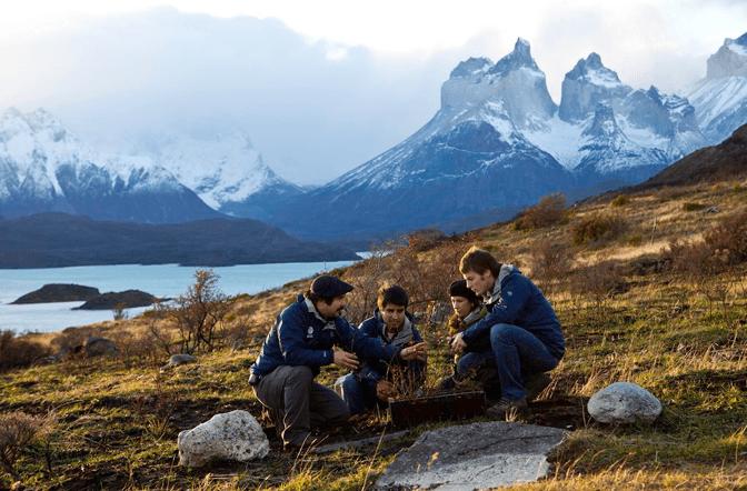Reflorestemos a Patagônia: projeto solidário para cuidar da Terra