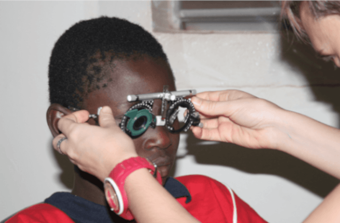 Cataract treatment in Burkina Faso: An interview with Friends of Rimkieta