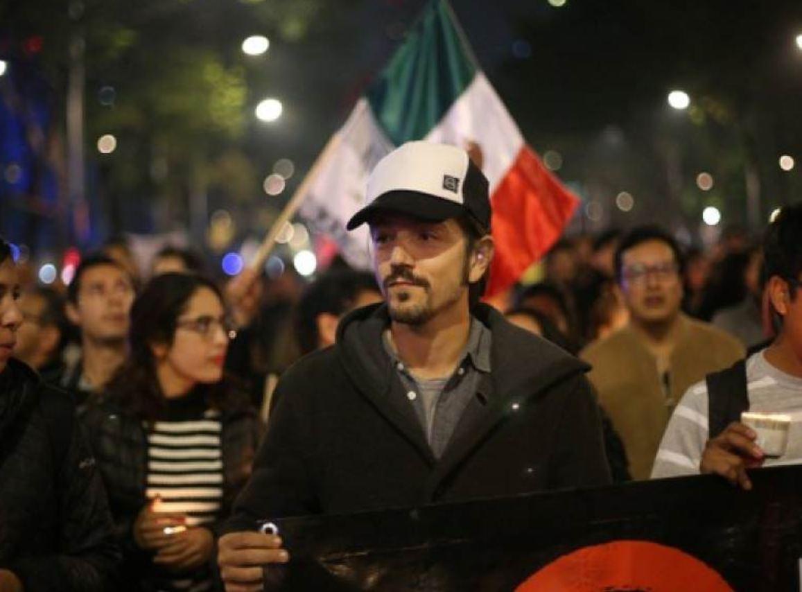 Diego Luna Celebrity Activist