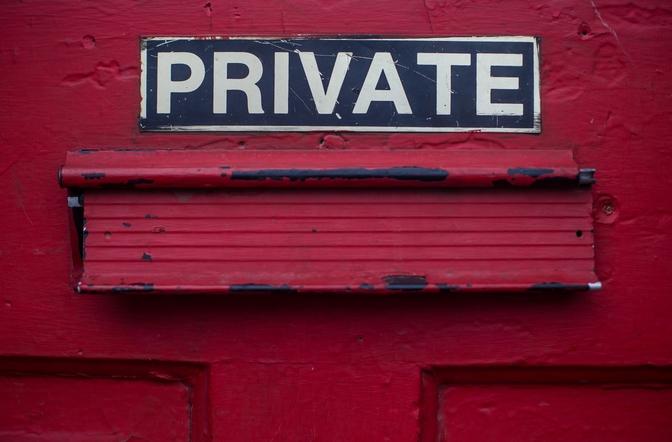 7 palabras sobre privacidad que deberías conocer