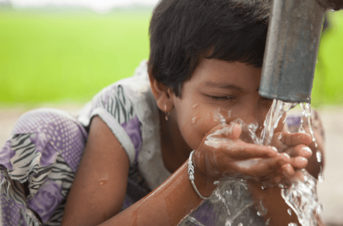 How access to clean water changes lives