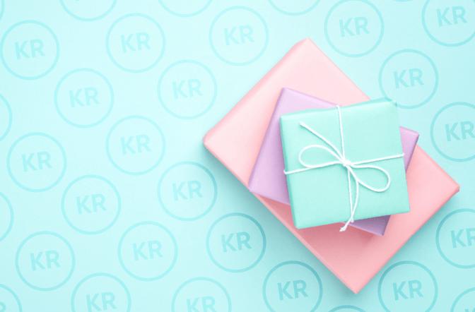 Presentes originais que você pode resgatar por poucos Korus
